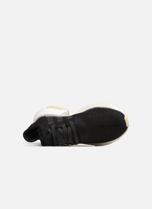 Sneaker adidas originals Pod-S3.1 W schwarz ansicht von links