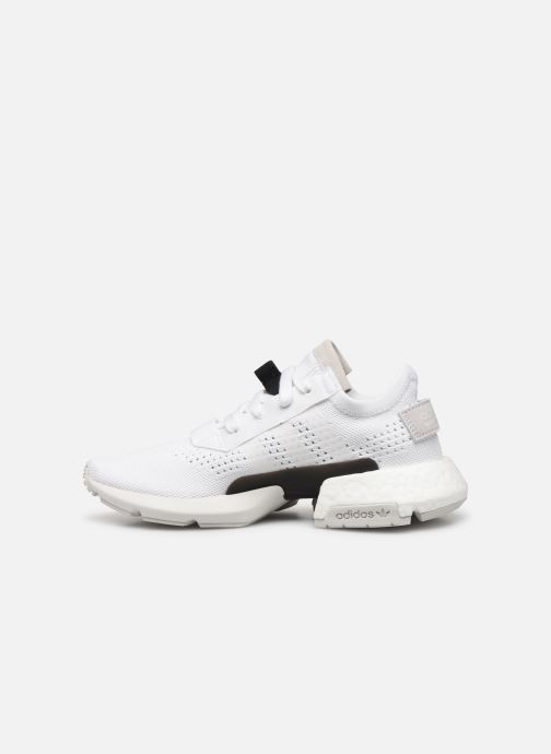 Trainers adidas originals Pod-S3.1 W White front view