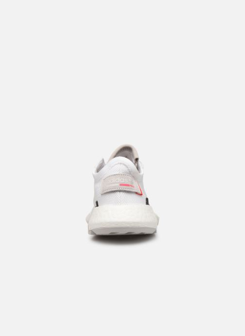 Trainers adidas originals Pod-S3.1 W White view from the right