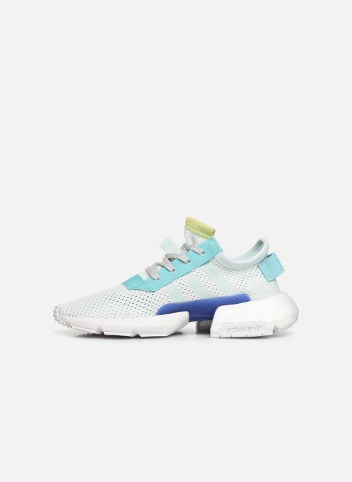 Sneakers adidas originals Pod-S3.1 W Azzurro immagine frontale