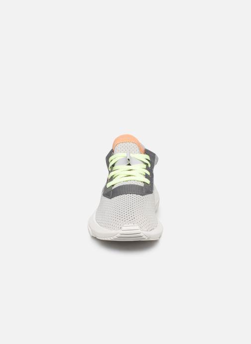 Baskets adidas originals Pod-S3.1 W Gris vue portées chaussures