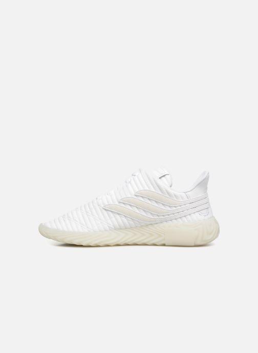 Sneakers Adidas Originals Sobakov Bianco immagine frontale