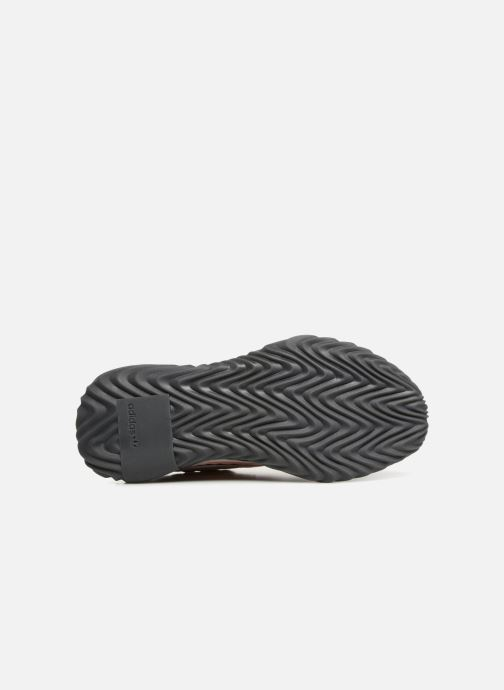 Baskets adidas originals Sobakov Noir vue haut