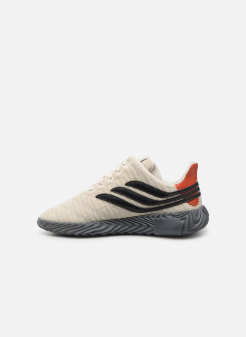 Sneaker adidas originals Sobakov weiß ansicht von vorne