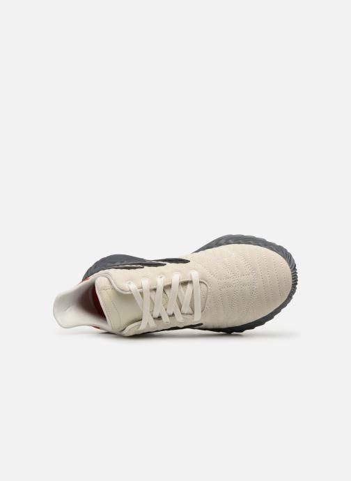 Sneaker adidas originals Sobakov weiß ansicht von links