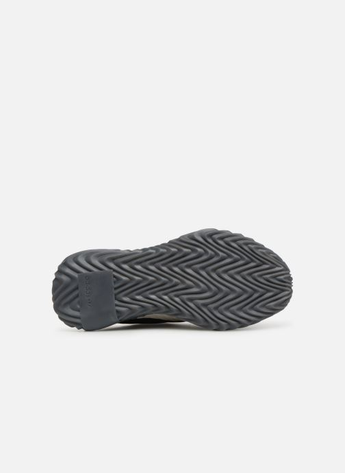 Sneaker adidas originals Sobakov weiß ansicht von oben