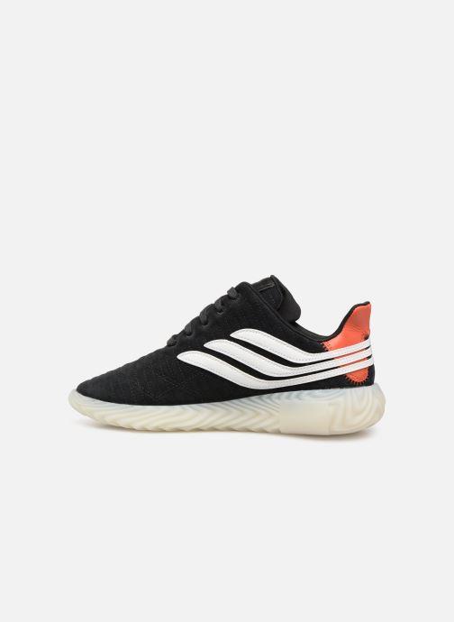Sneakers adidas originals Sobakov Nero immagine frontale