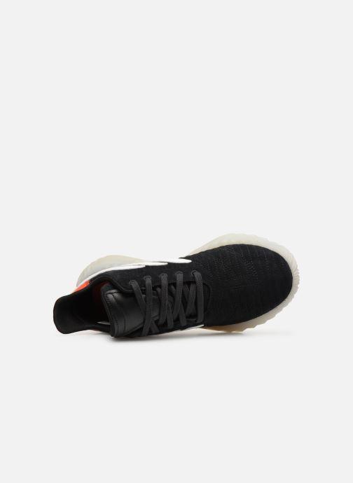 Baskets adidas originals Sobakov Noir vue gauche