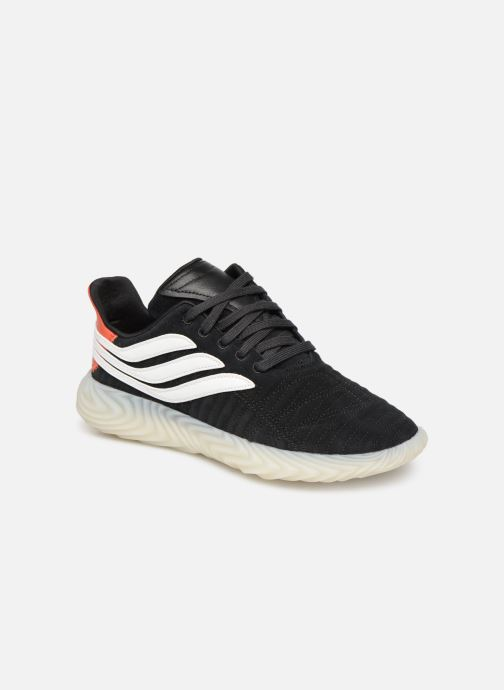 Sneaker adidas originals Sobakov schwarz detaillierte ansicht/modell