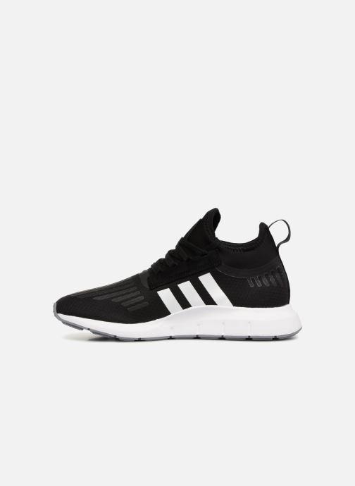 Sneakers Adidas Originals Swift Run Barrier Nero immagine frontale