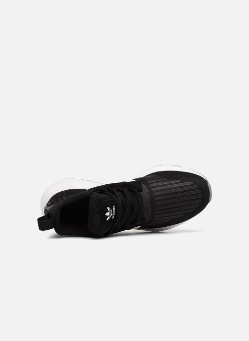 Sneakers Adidas Originals Swift Run Barrier Nero immagine sinistra