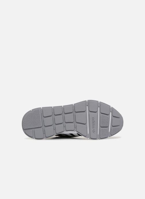 Sneakers adidas originals Swift Run Barrier Nero immagine dall'alto