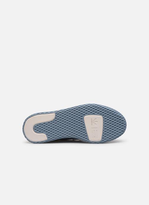 Sneakers adidas originals Pharrell Williams Tennis Hu W Azzurro immagine dall'alto