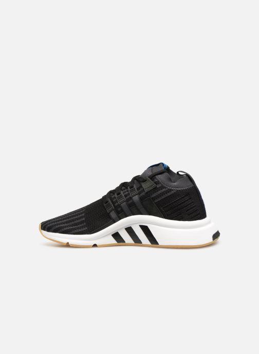 Sneaker Adidas Originals Eqt Support Mid Adv Pk schwarz ansicht von vorne