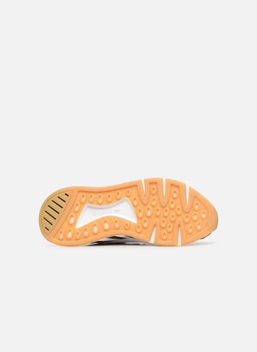Sneaker adidas originals Eqt Support Mid Adv Pk schwarz ansicht von oben