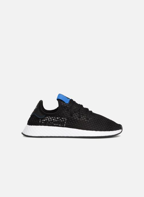 Sneaker adidas originals Deerupt schwarz ansicht von hinten