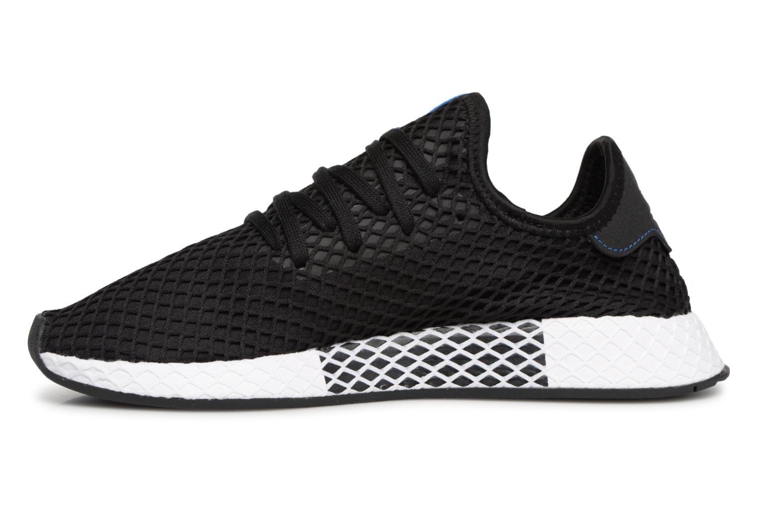 Baskets Adidas Originals Deerupt Noir vue face