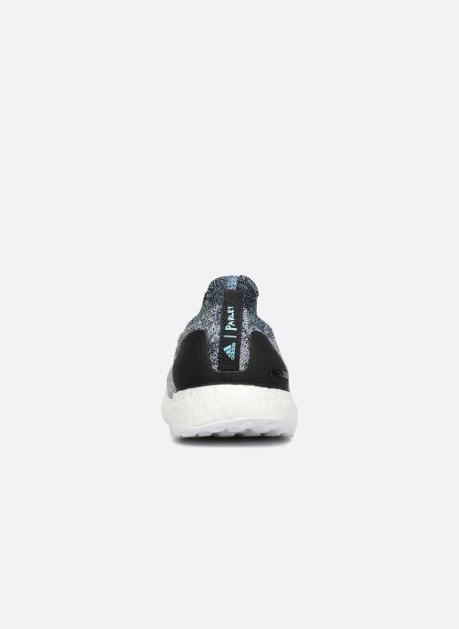 Chaussures de sport adidas performance Ultraboost Uncaged Parley Gris vue droite