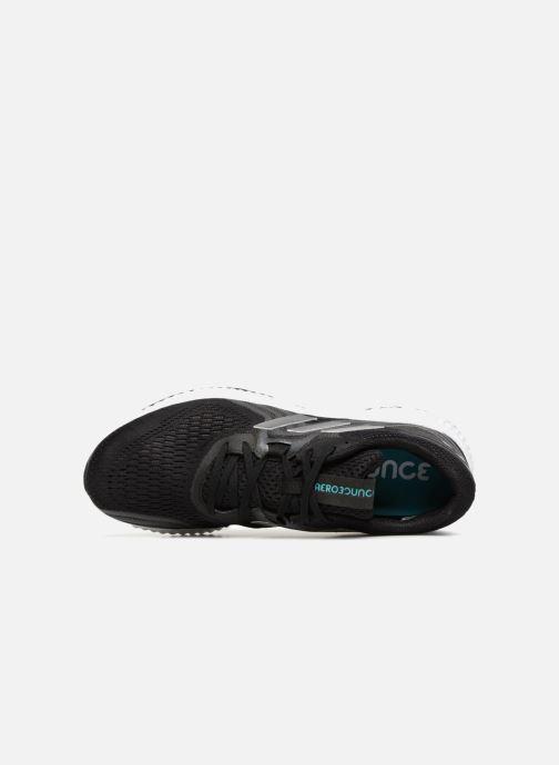 Sportschuhe Adidas Performance Aerobounce 2 M schwarz ansicht von links