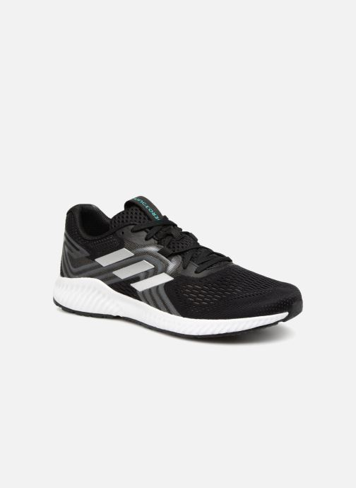 Sport shoes adidas performance Aerobounce 2 M Black detailed view/ Pair view