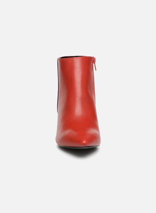 Bottines et boots I Love Shoes Thipy Rouge vue portées chaussures