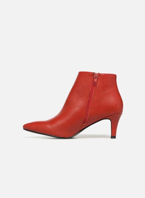 Botines  I Love Shoes Thipy Rojo vista de frente