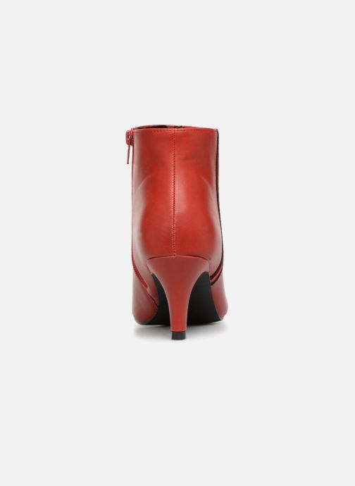 Bottines et boots I Love Shoes Thipy Rouge vue droite