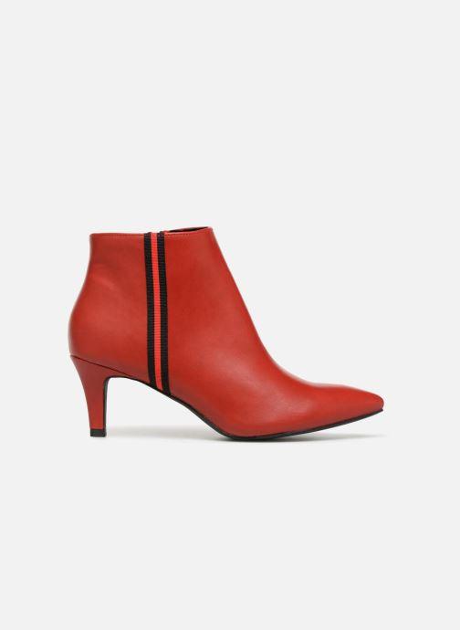 Botines  I Love Shoes Thipy Rojo vistra trasera