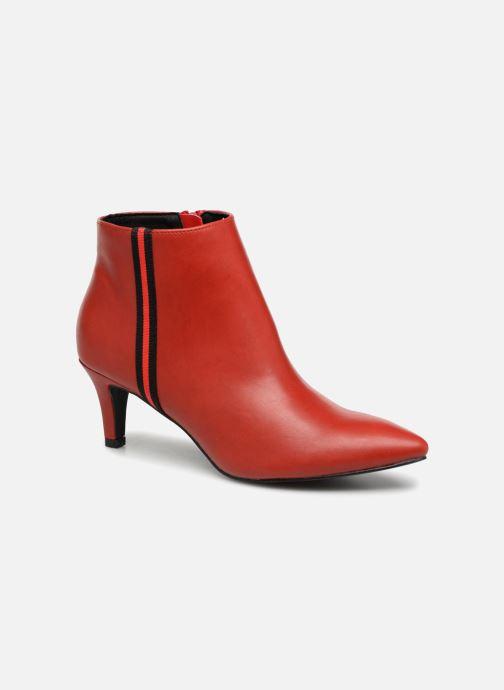 Bottines et boots I Love Shoes Thipy Rouge vue détail/paire