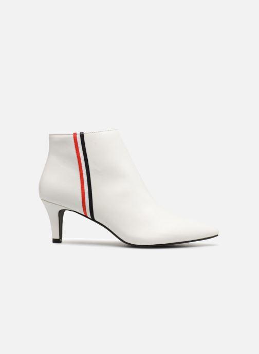 Boots en enkellaarsjes I Love Shoes Thipy Wit achterkant