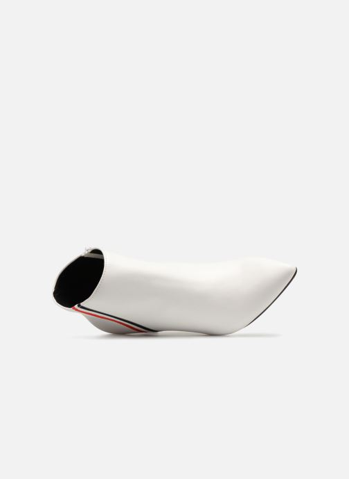 Botines  I Love Shoes Thipy Blanco vista lateral izquierda