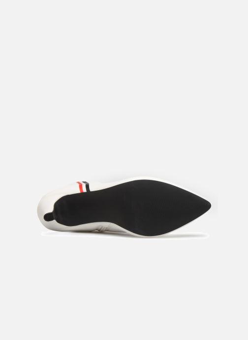 Stivaletti e tronchetti I Love Shoes Thipy Bianco immagine dall'alto