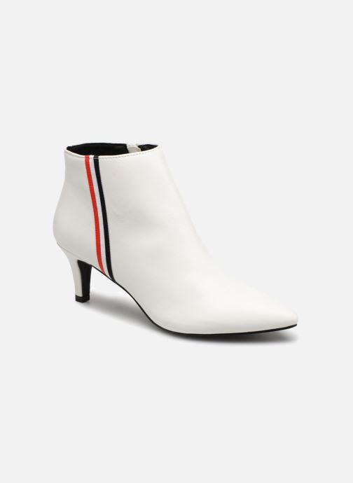 Boots en enkellaarsjes I Love Shoes Thipy Wit detail