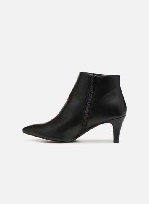 Bottines et boots I Love Shoes Thipy Noir vue face