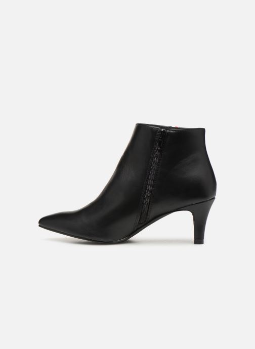 Ankle boots I Love Shoes Thipy Black front view