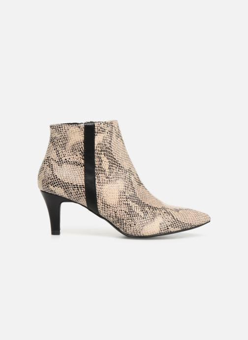 Botines  I Love Shoes Thipy Beige vistra trasera