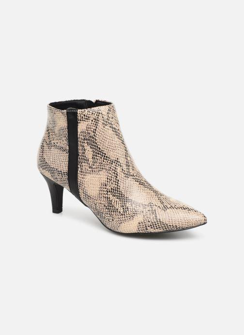 Boots en enkellaarsjes I Love Shoes Thipy Beige detail