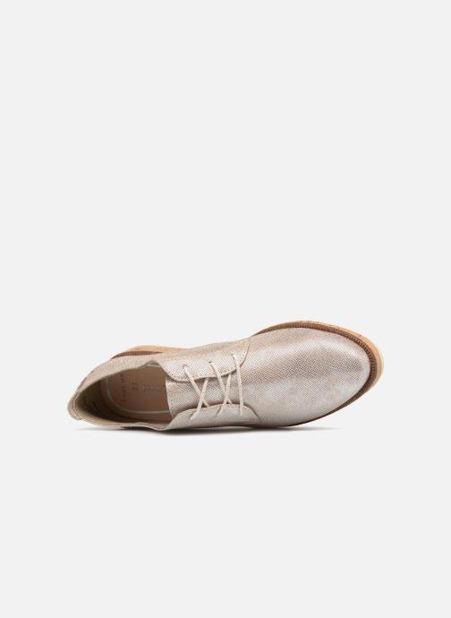 Chaussures à lacets Marco Tozzi 2-2-23727-30 532 Rose vue gauche