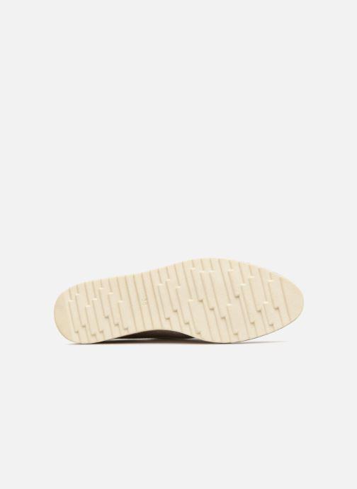 Chaussures à lacets Marco Tozzi 2-2-23727-30 532 Rose vue haut