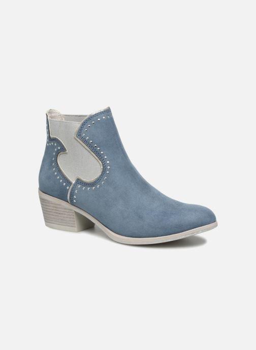 new product 5dce0 f5c39 Marco Tozzi 2-2-25054-30 853 (blau) - Stiefeletten & Boots ...