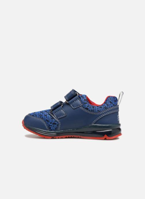 Sneaker Geox B Todo Boy B9284A blau ansicht von vorne