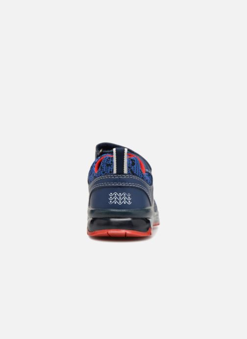 Sneakers Geox B Todo Boy B9284A Blauw rechts