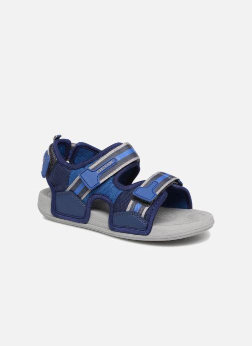 Sandales et nu-pieds Geox J S.ULTRAK B Bleu vue détail/paire