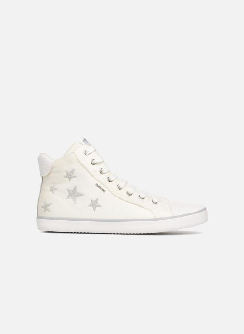 Sneakers Geox J KILWI G Wit achterkant