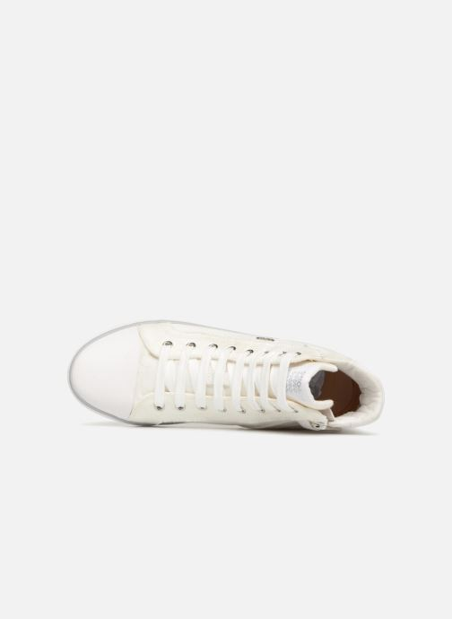 Sneakers Geox J KILWI G Wit links