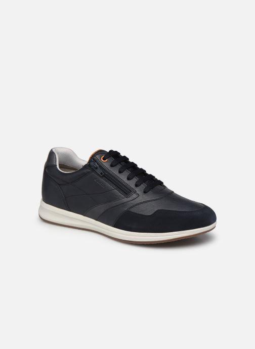 Sneaker Geox U AVERY B blau detaillierte ansicht/modell