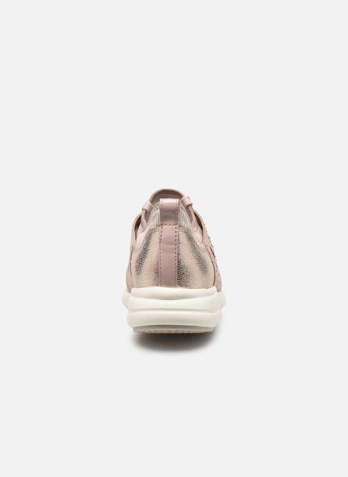 Sneakers Geox D OPHIRA B Sølv Se fra højre