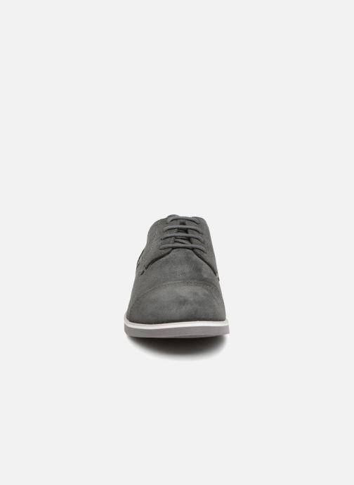 Zapatos con cordones Geox U DANIO A Gris vista del modelo