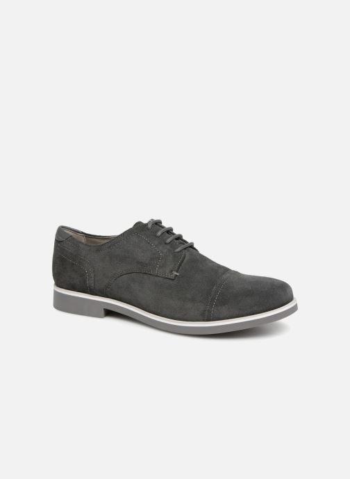 Zapatos con cordones Geox U DANIO A Gris vista de detalle / par