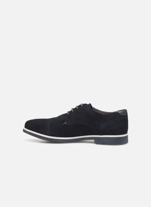 Chaussures à lacets Geox U DANIO A Bleu vue face